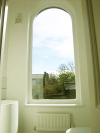 alternative to sandblasting1 FROSTED PRIVACY WINDOW FILM  Liverpool