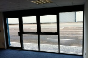 visual security systems1 290x193 Office Privacy Film   Blackburn