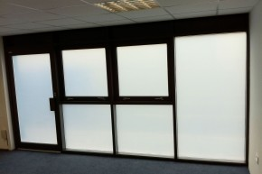 visual security systems2 290x193 Office Privacy Film   Blackburn