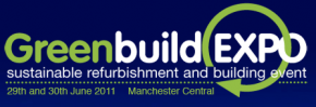 GreenBuildExpo GMEX 290x99 Greenbuild Expo 29th 30th June, Manchester Central